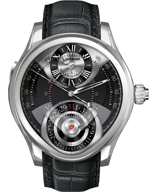 Montblanc Timewriter I 106168 Metamorphosis Watch