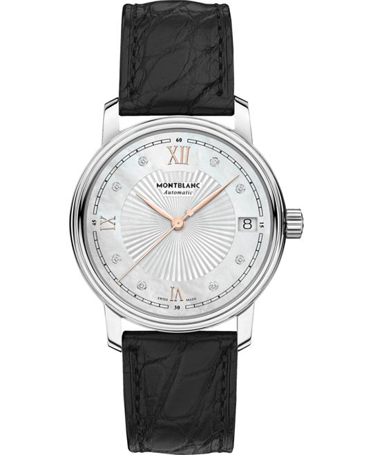 Montblanc Tradition 114957 Automatic Watch 32mm