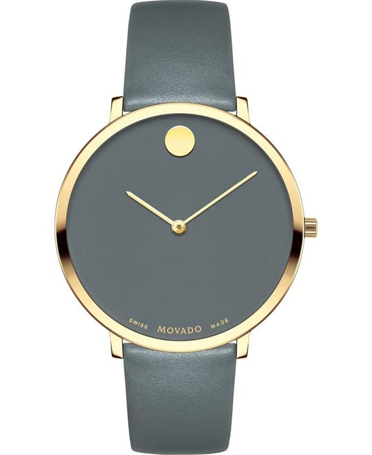 Movado 0607140 Museum 70th Anniversary Special Edition Watch 35mm