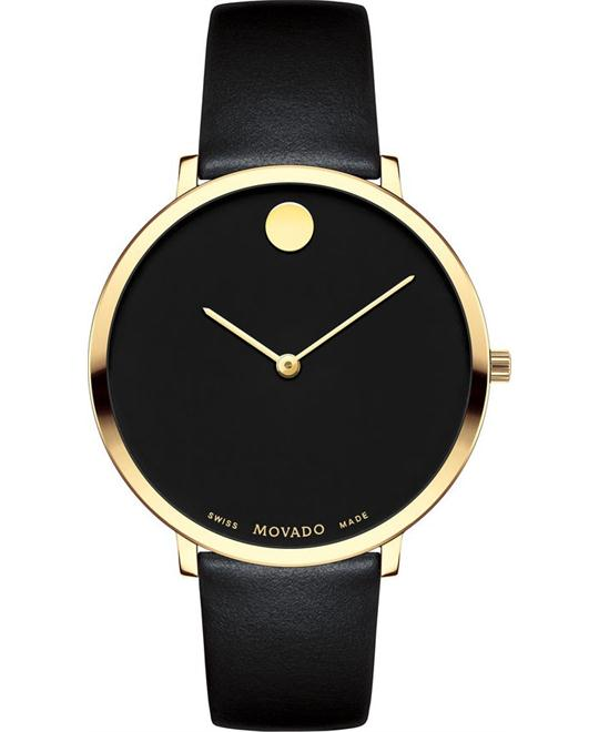 Movado 0607137 Museum 70th Anniversary Special Edition Watch 35mm