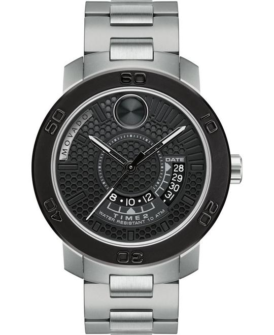 Movado BOLD GMT Watch 43.5mm