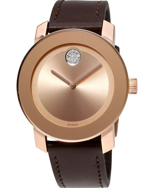 MOVADO Bold Rose Gold-Tone Watch 36mm