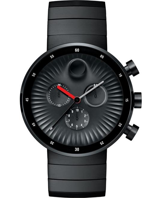 MOVADO EDGE CHRONOGRAPH WATCH 42MM