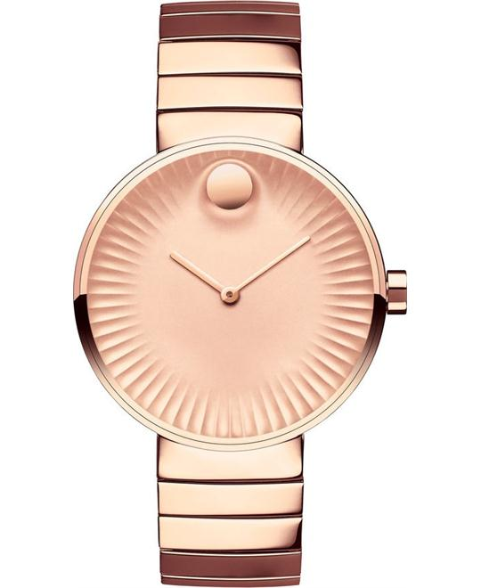 MOVADO EDGE WOMEN'S WATCH 34MM