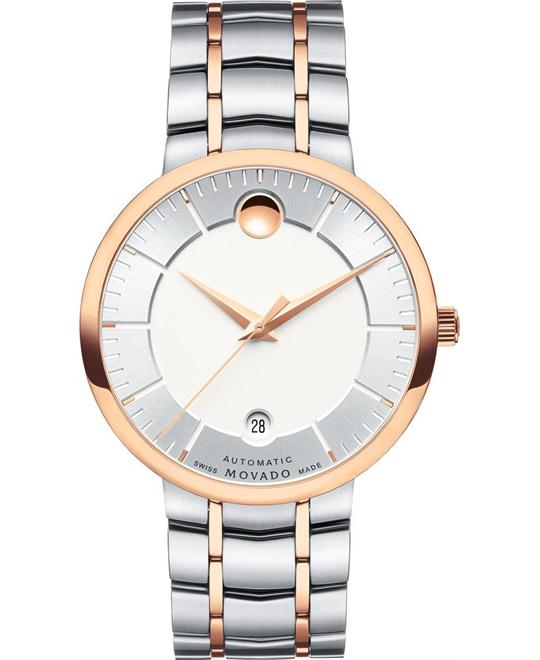 Movado 1881 Men's Automatic Watch 39.5mm
