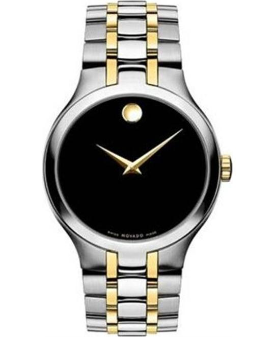 Movado Men's Collection Swiss Movement Watch 38mm