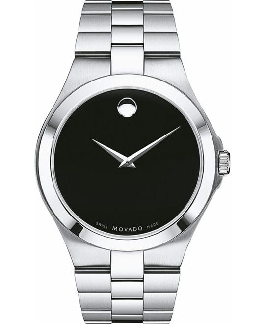 MOVADO MEN'S COLLECTION WATCH 40MM