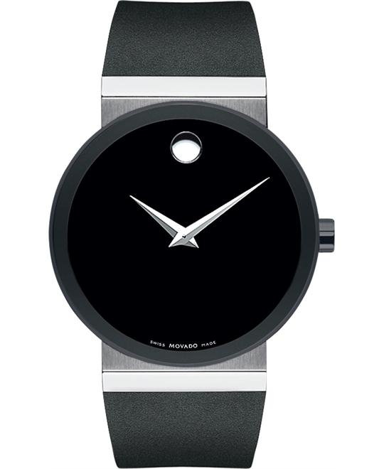 Movado Sapphire Synergy Men's Swiss Watch 42mm