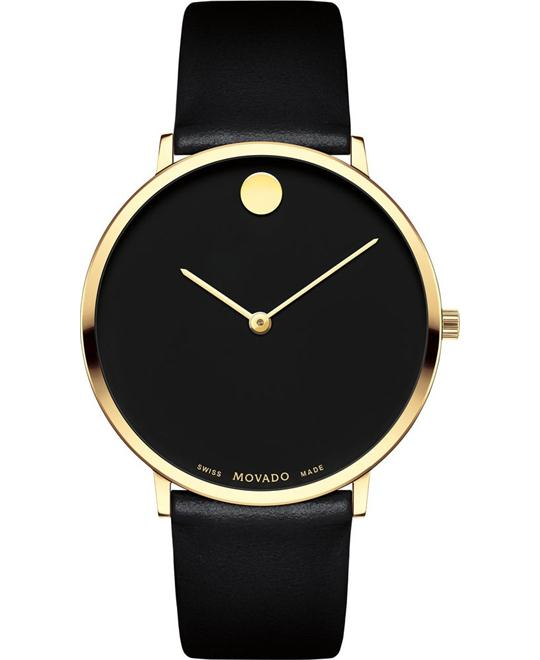 Movado 0607135 Museum 70th Anniversary Special Edition Watch 40mm