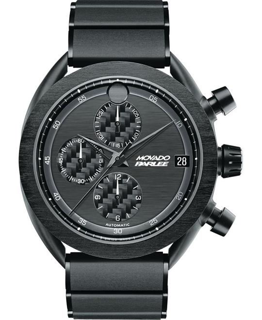 Movado Parlee Automatic Chronograph Men's 46mm
