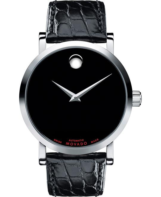 MOVADO Men's Red Label Automatic Watch 42mm