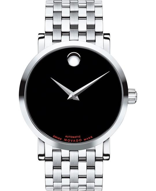 MOVADO Red Label Men's Watch 42mm