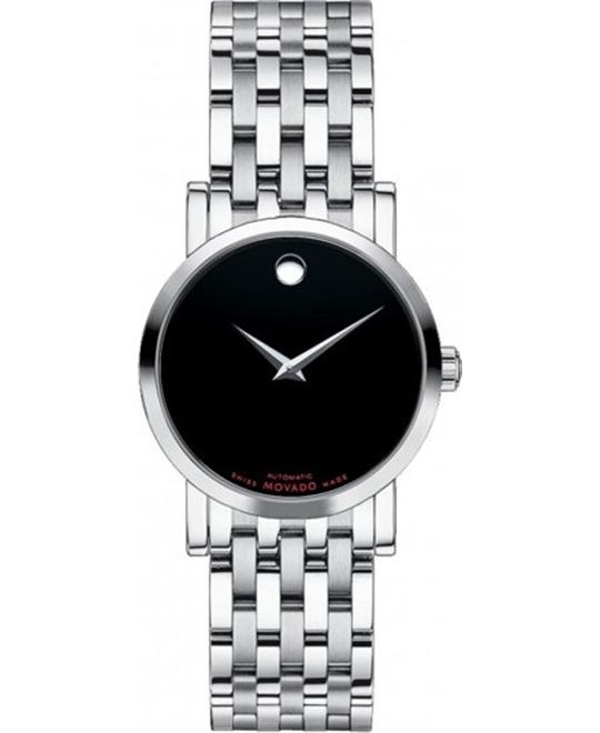 LUXSHOPPING dong ho Movado Red Label Automatic danh cho nu