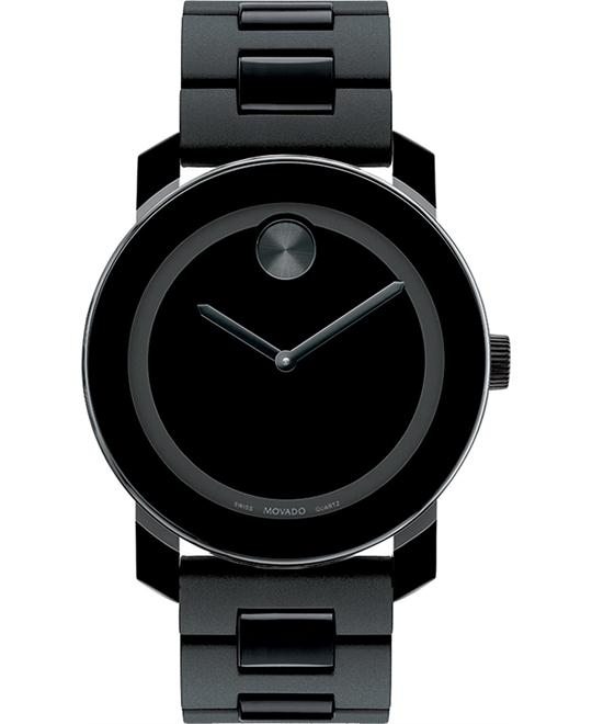 Movado Unisex Swiss Bold Large Polymer Watch 42mm