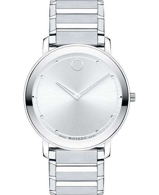 đồng hồ Movado Sapphire Swiss Unisex Watch 40mm