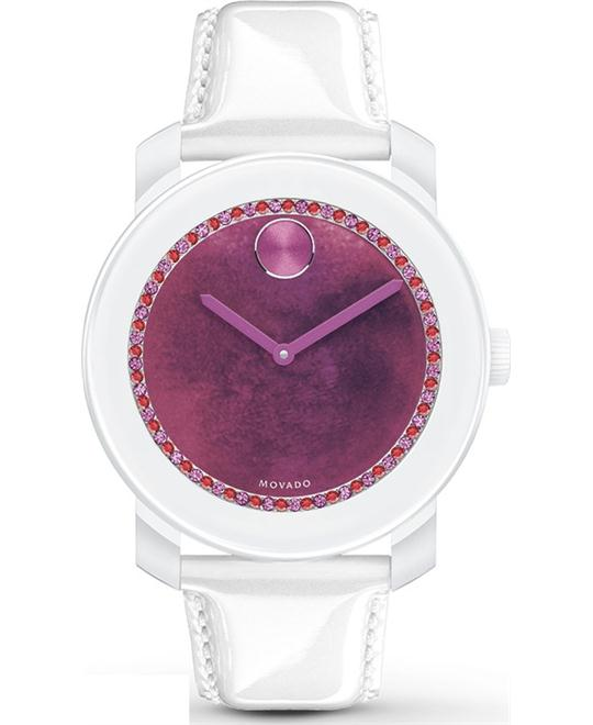 Movado Bold Women's Swiss Quartz Watch 42mm