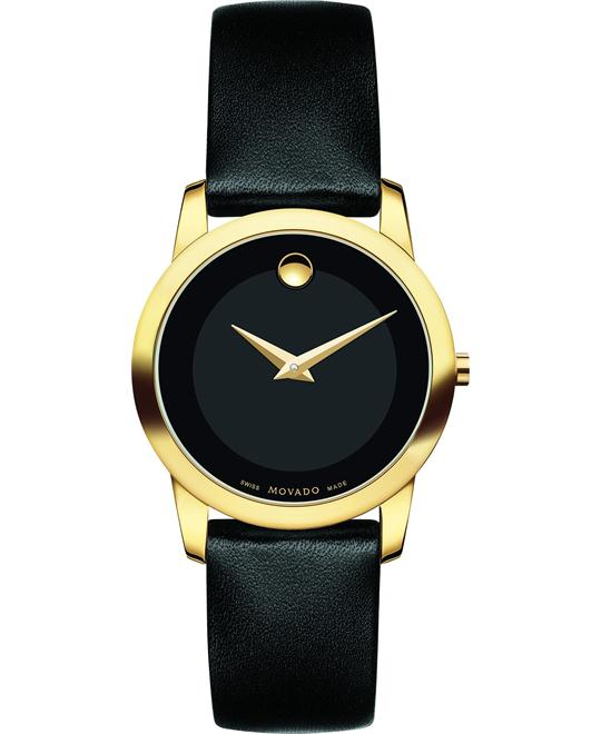 Movado Museum Classic Women's Swiss Watch 28mm