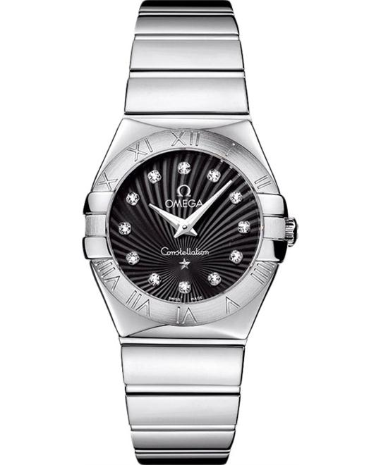 đồng hồ Omega 123.10.27.60.51.002 Constellation 27mm