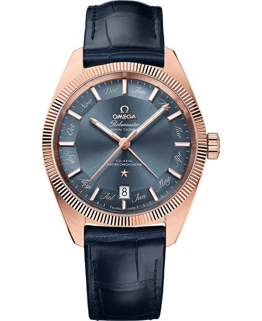đồng hồ Omega 130.53.41.22.03.001 Constellation Globemaster Watch 41mm