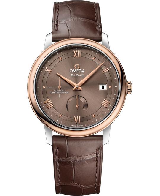 đồng hồ Omega 424.23.40.21.13.001 De Ville Prestige Watch 39.5mm