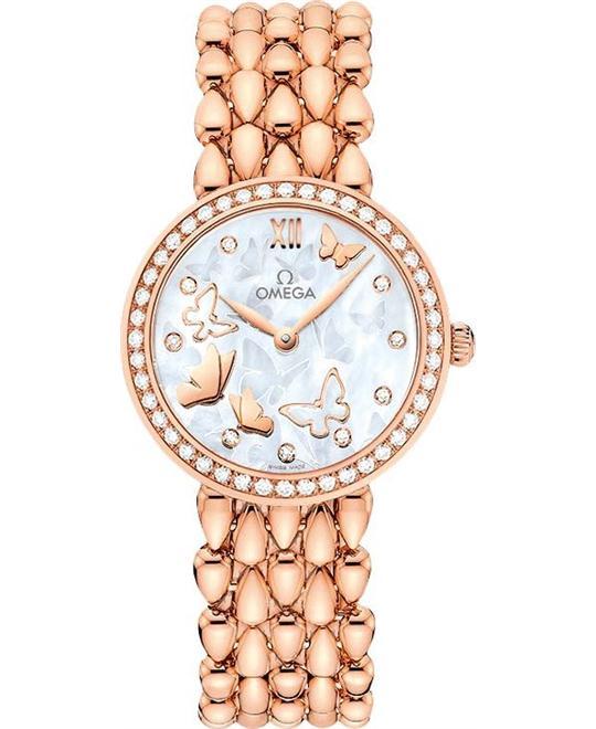 đồng hồ Omega 424.55.27.60.55.003 DeVille Prestige Watch 27.4mm