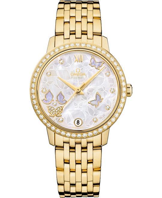 đồng hồ Omega 424.55.33.20.55.005 DeVille Prestige Watch 32.7mm