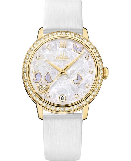 đồng hồ Omega 424.57.33.20.55.003 DeVille Prestige Watch 32.7mm