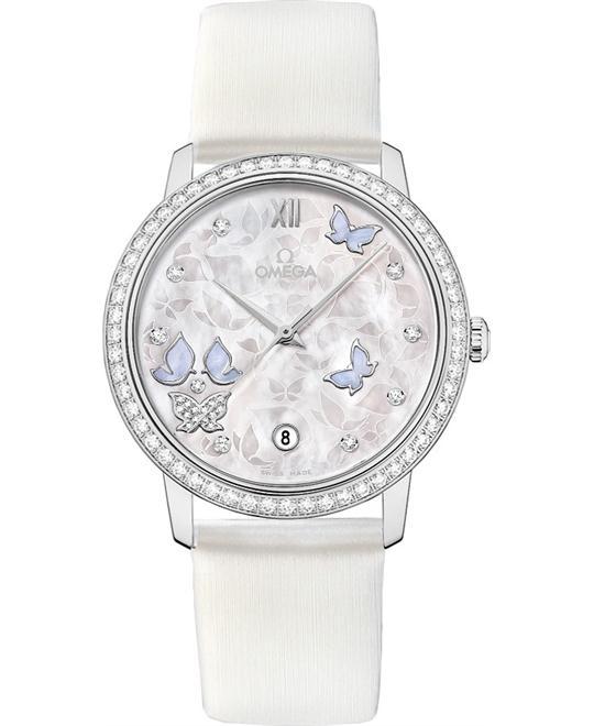 đồng hồ Omega 424.57.37.20.55.002 DeVille Prestige Watch 36.8mm