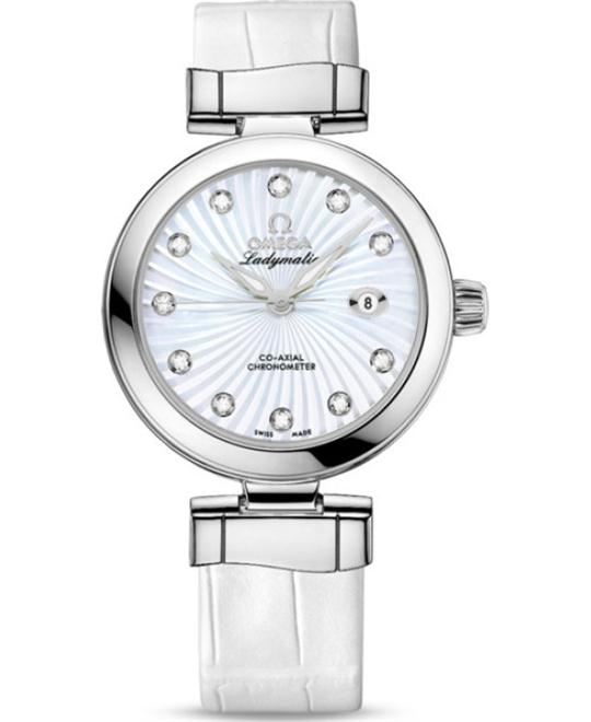 đồng hồ Omega 425.33.34.20.55.001 De Ville Ladymatic Watch 34mm