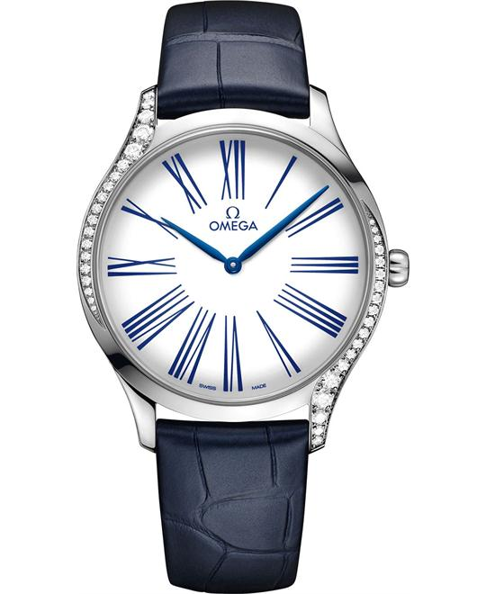 Omega 428.18.39.60.04.001 De Ville TRÉSOR Watch 39mm