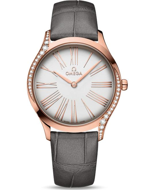 Omega 428.58.36.60.02.001 De Ville TRÉSOR Watch 36mm