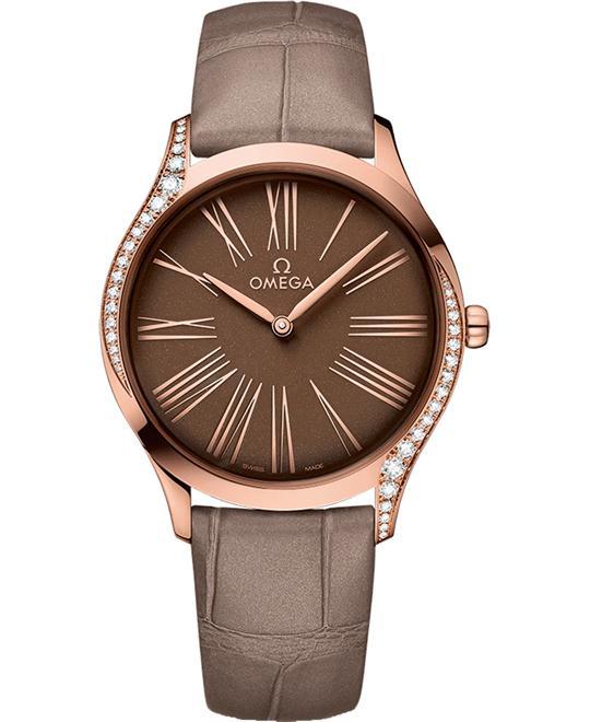 đồng hồ Omega 428.58.36.60.13.001 De Ville Tresor Watch 36mm