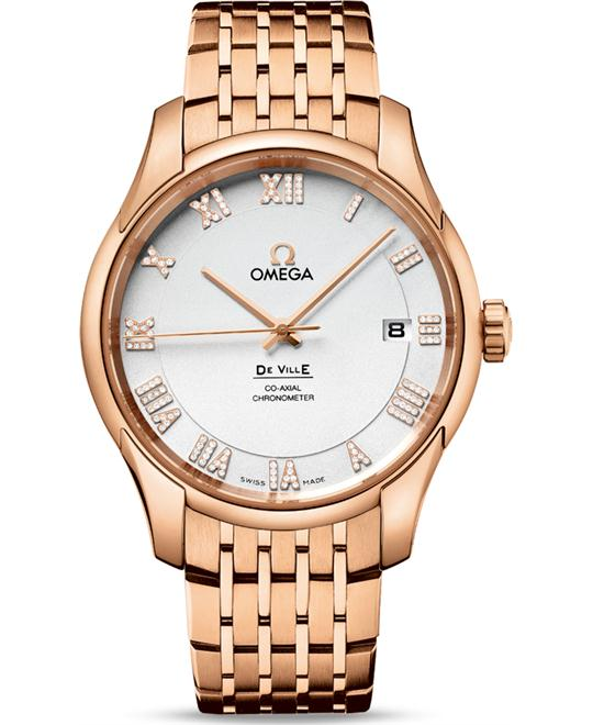 Omega 431.50.41.21.52.001 De Ville Co-Axial Watch 41mm