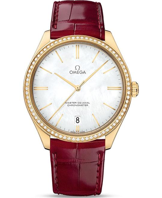 Omega 432.58.40.21.05.004 De Ville Trésor Watch 40mm