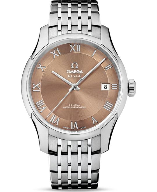 đồng hồ Omega 433.10.41.21.10.001 De Ville Hour Vision Watch 41mm