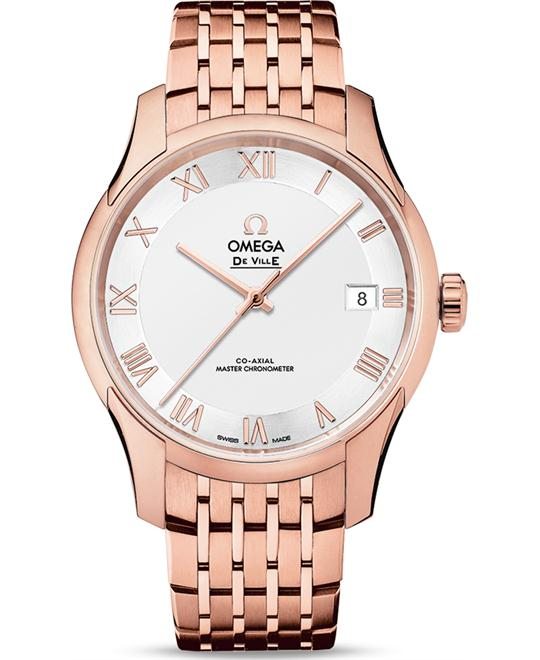 đồng hồ Omega 433.50.41.21.02.001 De Ville Hour Vision Watch 41mm