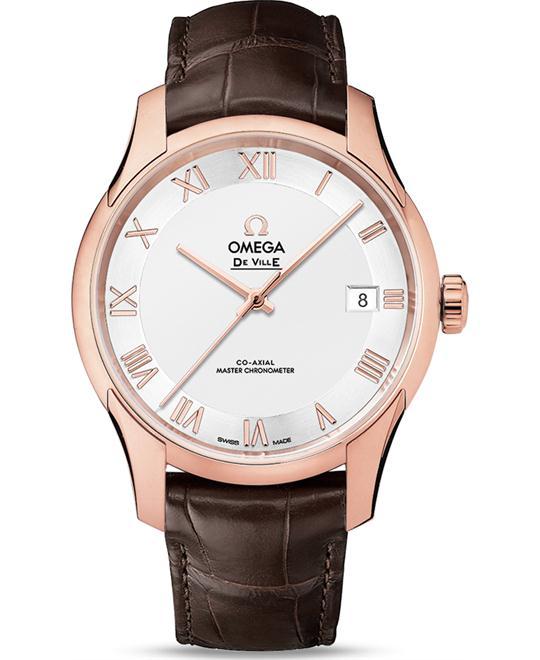 đồng hồ Omega 433.53.41.21.02.001 De Ville Hour Vision 41mm