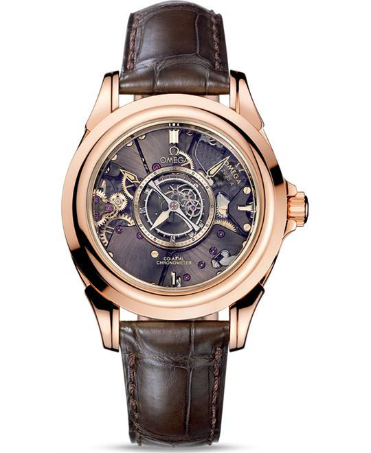 đồng hồ Omega 513.53.39.21.99.001 De Ville Tourbillon Numbered Edition 38.7mm