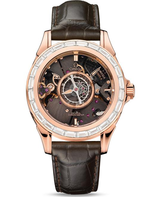 đồng hồ Omega 513.58.39.21.64.001 De Ville Tourbillon Limited Edition Watch 38.7mm
