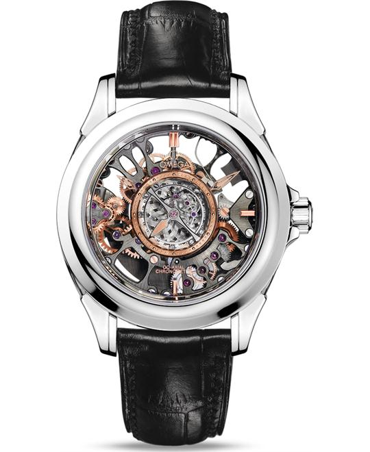 đồng hồ Omega 513.93.39.21.99.001 De Ville Tourbillon Limited Edition Watch 38.7mm