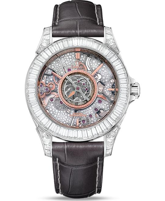 đồng hồ Omega 513.98.39.21.56.001 De Ville Tourbillon Limited Edition 38.7 mm