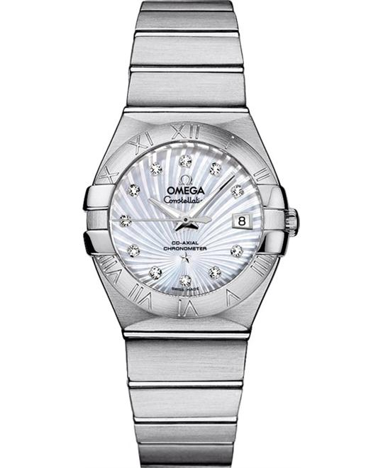 Omega Constellation 12310272055001 Automatic 27mm