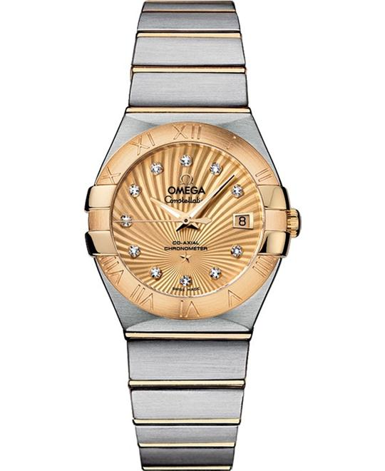 Omega Constellation 12320272058001 Co-Axial Automatic 27mm