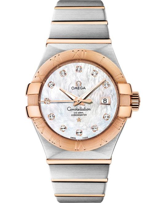Omega Constellation 12320312055001 Co-Axial Automatic 31mm