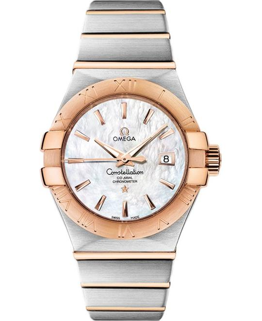 Omega Constellation Co-Axial Automatic 31mm