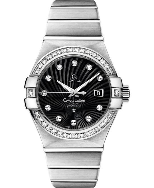 Omega Constellation 12355312051001 Co-Axial Automatic 31mm