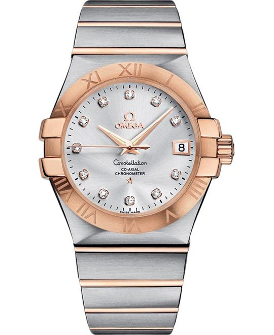Omega Constellation 12320352052001 Automatic 35mm