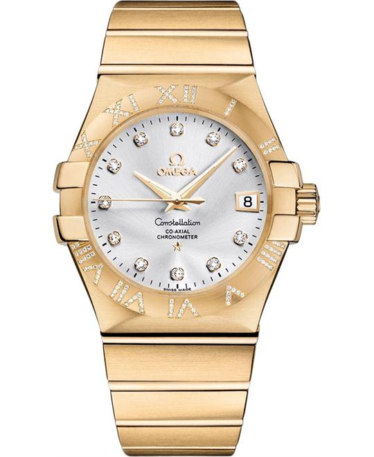 Omega Constellation Co-Axial Automatic 12355352052004 35mm