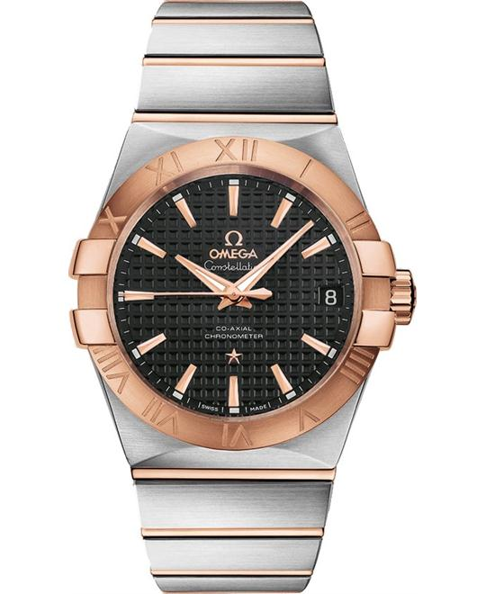 Omega Constellation Co-Axial Automatic 12320382101001 38mm