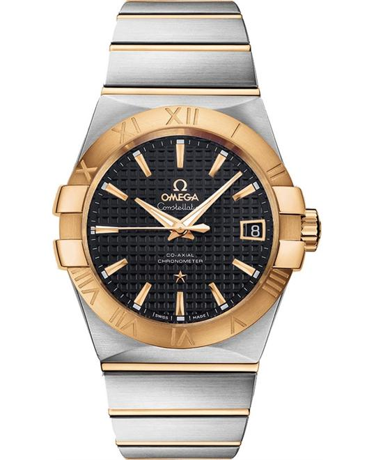 Omega Constellation Co-Axial Automatic 12320382101002 38mm